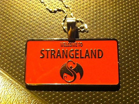 Welcome To Strangeland Medallion