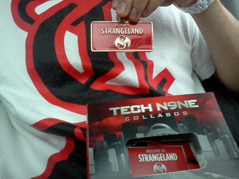 Tech N9ne - Welcome To Strangeland - Best Buy Deluxe Edition