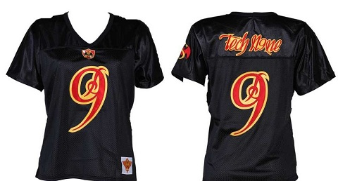 Tech N9ne -Black Ladies Jersey