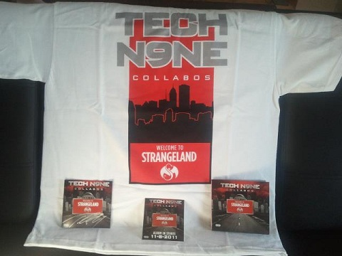 Technician's Pre-Order For Welcome To Strangeland