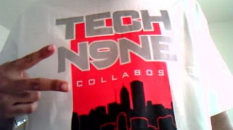 Tech N9ne - Welcome To Strangeland Pre-Order T-Shirt