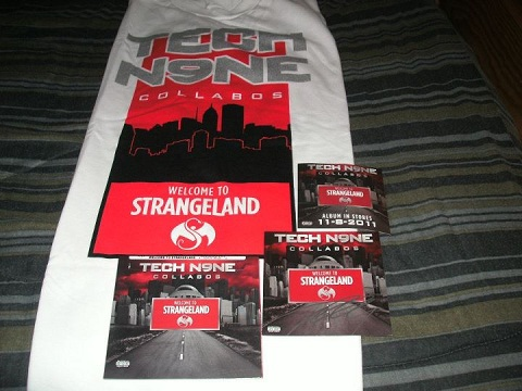 Tech N9ne - Welcome To Strangeland Pre-Order