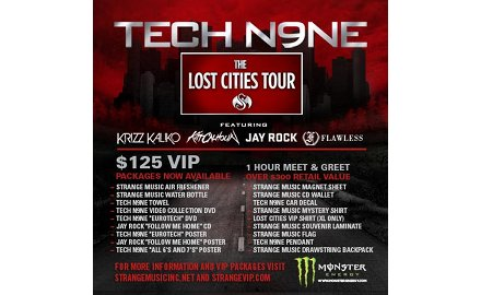 The Lost Cities Tour – Tulsa, OK [Update]