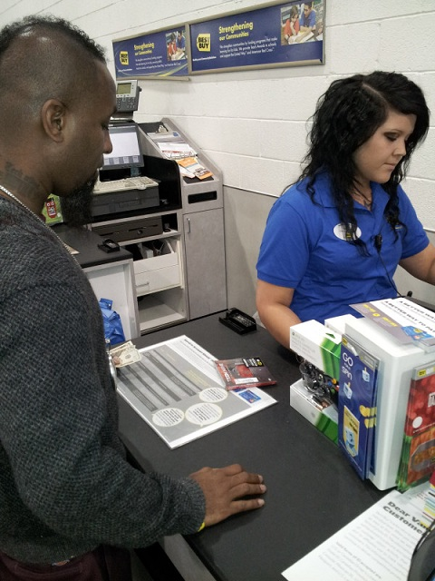 Tech N9ne Purchases Welcome To Strangeland At Best Buy