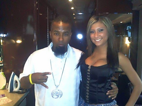 Tech N9ne and Fan