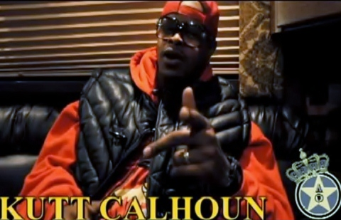 Kutt Calhoun Speaks On Working With T.I., Lil Wayne, And T-Pain