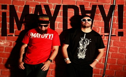 ¡MAYDAY! To Produce Tech N9ne's 'KLUSTERFUK'