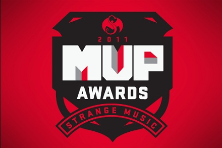 Strange Music MVP Awards 2011