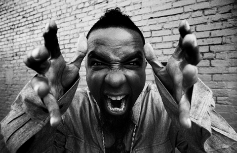 Tech N9ne Prepares For USO Tour In Middle East