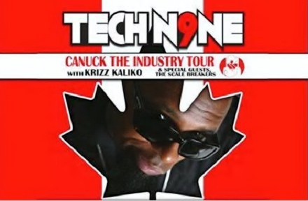 Canuck The Industry Tour 2011