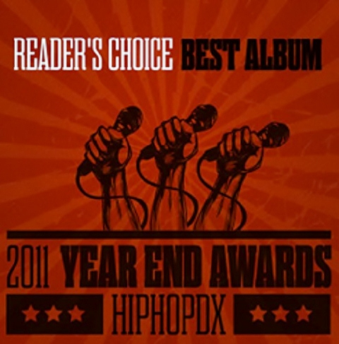 Tech N9ne Nominated For HipHopDX Readers' Choice Best Album Of 2011