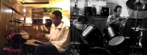 Krizz Kaliko Drum Covers