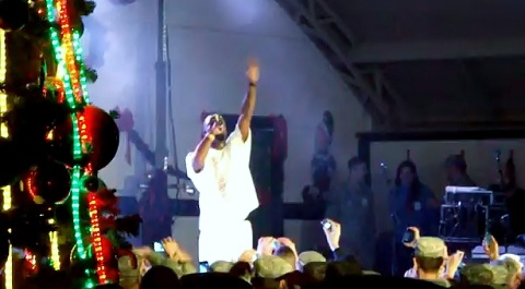 Tech N9ne Live In Kuwait