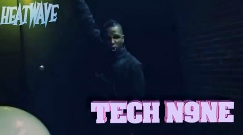 2012 HeatWave Festival Featuring Tech N9ne
