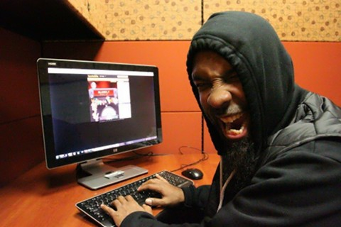 Tech N9ne On Turntable.FM