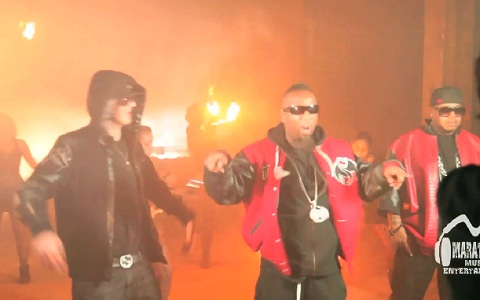 Behind The Scenes Of 'Midwest Meltdown' Featuring Tech N9ne