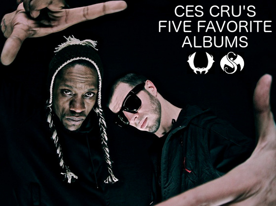 CES Cru Five Favorite Albums