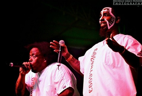 Tech N9ne - HeatWave 2012