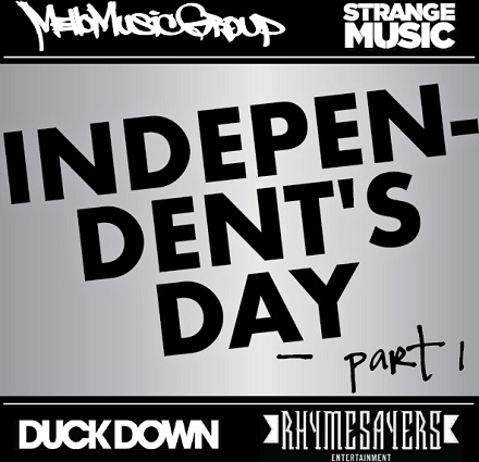 AlLindstrom.com Presents 'Independent's Day' Featuring Strange Music
