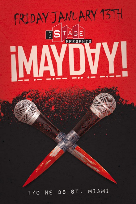 ¡MAYDAY! Live In Miami on Friday The 13th