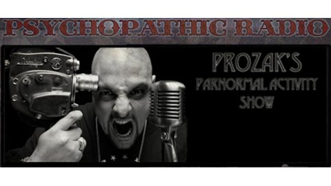 Prozak Hosts The Paranormal Activity Show On Psychopathic Radio