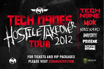 'Hostile Takeover 2012′ Tour Tickets Now Available