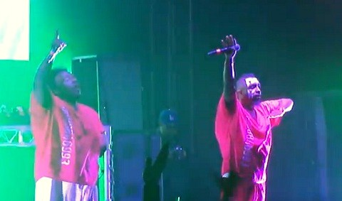 Tech N9ne Live In Middleton, SA
