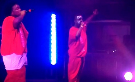 "Tech N9ne Performs ""Welcome To The Midwest"" At HeatWave"