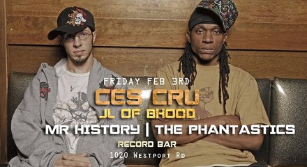 CES Cru Official Signing Party