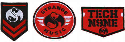 Strange Music Patches