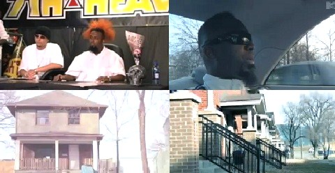 MTV.com And Tech N9ne Visit His Past