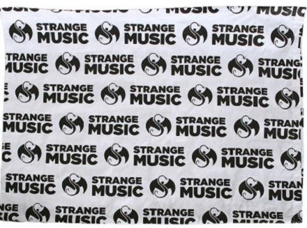 Strange Music VIP Gear: Strange Music Pillow Case