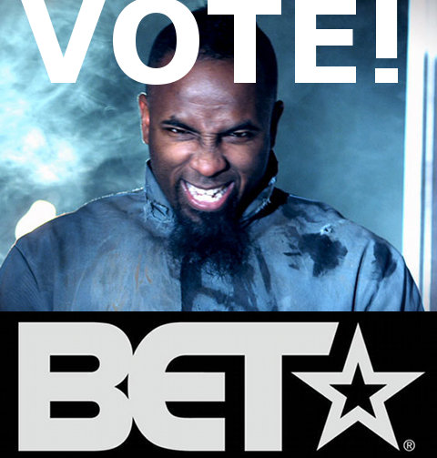 Vote For Tech N9ne On 106 And Park
