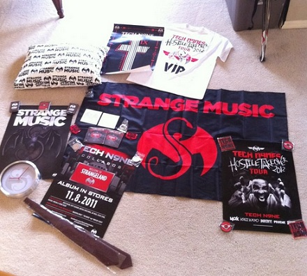 "Fan's ""Hostile Takeover 2012"" VIP Package"
