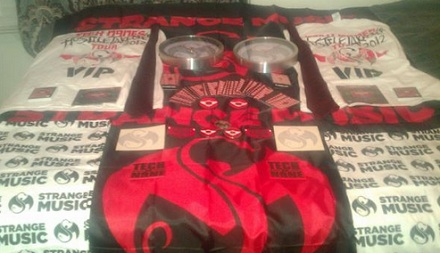 "Exclusive ""Hostile Takeover 2012"" VIP Package"