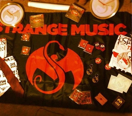 "VIP Package For Tech N9ne's ""Hostile Takeover 2012"" Tour"