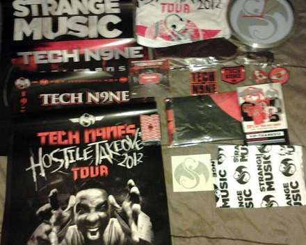 Exclusive Items In VIP Package