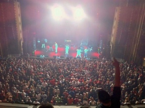 Tech N9ne Live At The Midland In Kansas City, MO