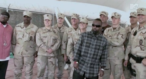 MTV POSTED - Tech N9ne In Middle East