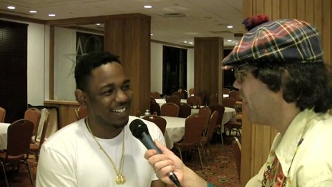 Kendrick Lamar: Nardwaur Interview
