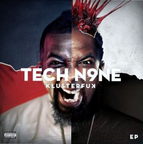 "Tech N9ne ""KLUSTERFUK"" Now On iTunes"