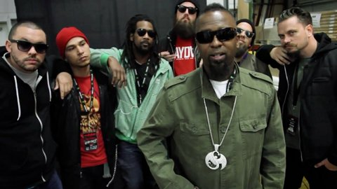 ¡MAYDAY! and Tech N9ne