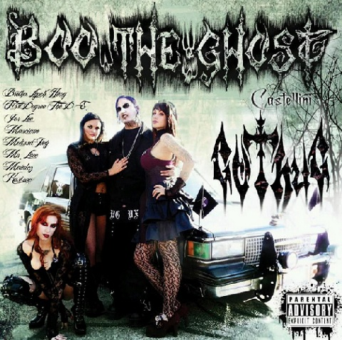 "Boo The Ghost ""Realm"" Featuring Brotha Lynch Hung"