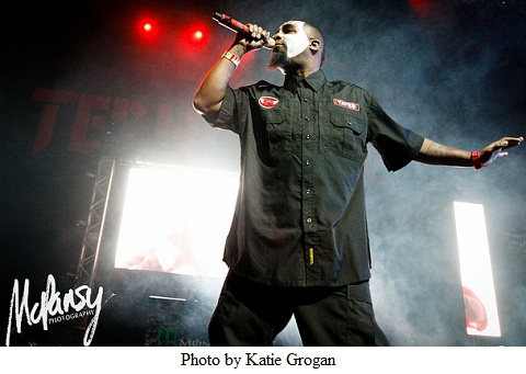 "Tech N9ne Hits Arizona For ""Hostile Takeover 2012"" Tour"