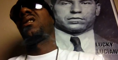"Brotha Lynch Hung Presents ""Mannibalector's Video Blog"""
