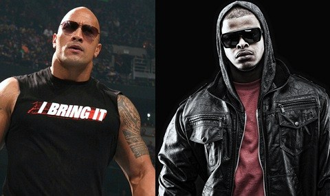 The Rock And Kutt Calhoun Interact On Twitter