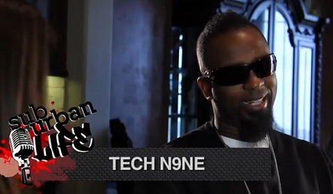 Tech N9ne Speaks To Sub-Urban Life