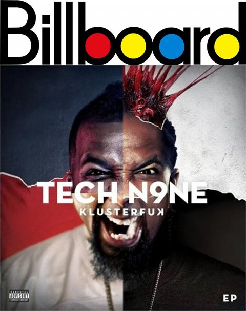 Tech N9ne - Billboard Charts