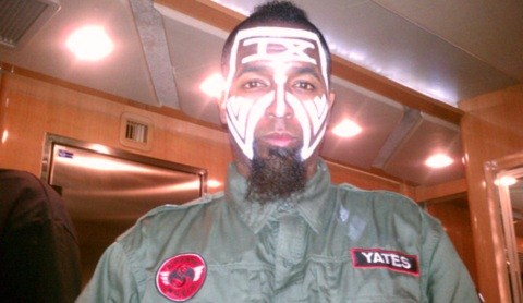 Tech N9ne Shows Off New Limited Merchandise