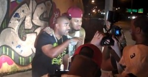 "Waka Flocka And NORE Talk ""Take Me To Your Leader"""